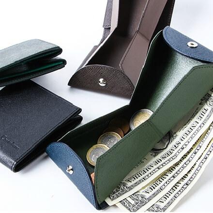 カルトラーレのコンパクト財布