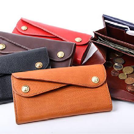 ビアベリーの財布