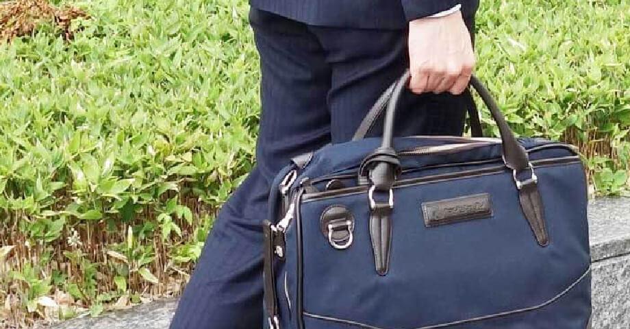 ピーアイディー P.I.D の3wayビジネスバッグ