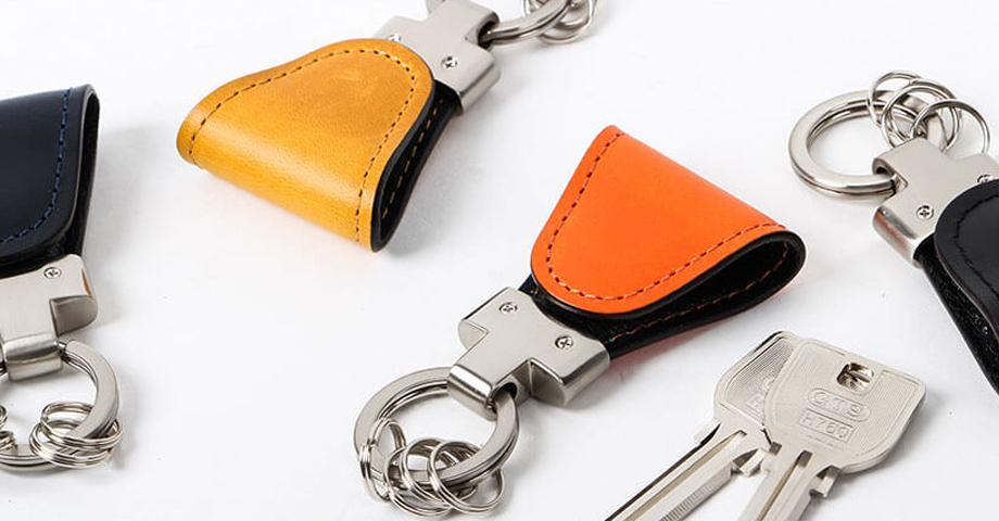 ヴィンテージプロダクションズ キーリング Key Clip