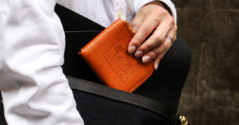 ビアベリー BEERBELLY の財布やメガネケース
