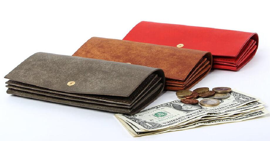 マルメ marume のプエブロ長財布
