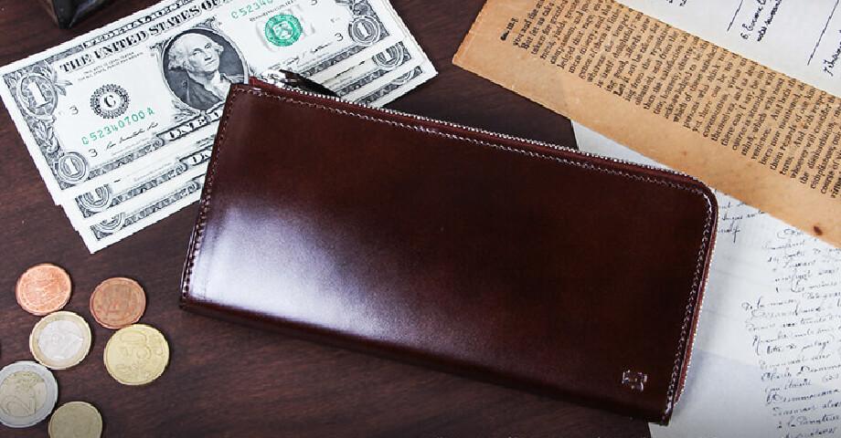 レディオアオーダー READY OR ORDER のコードバン財布