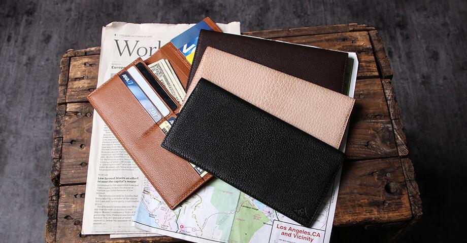 ヨネザワレザー Yonezawa leather の手帳カバーやカメラストラップ