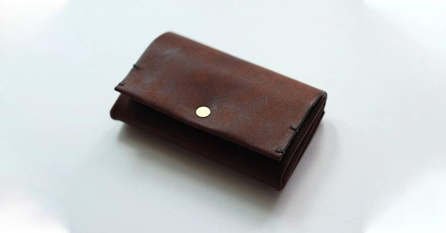 チャモト chamoto のコンパクト財布