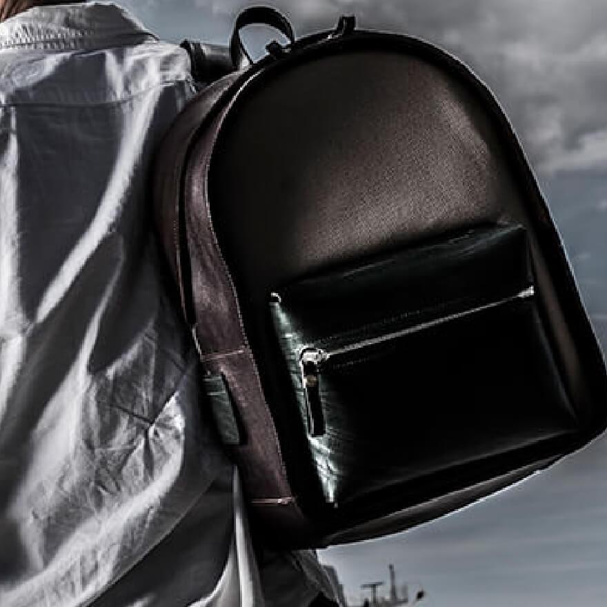 70000円のバッグパック