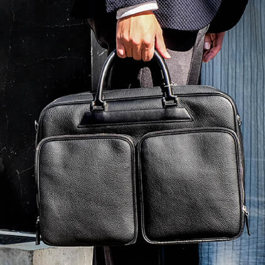 50000円のバッグパック