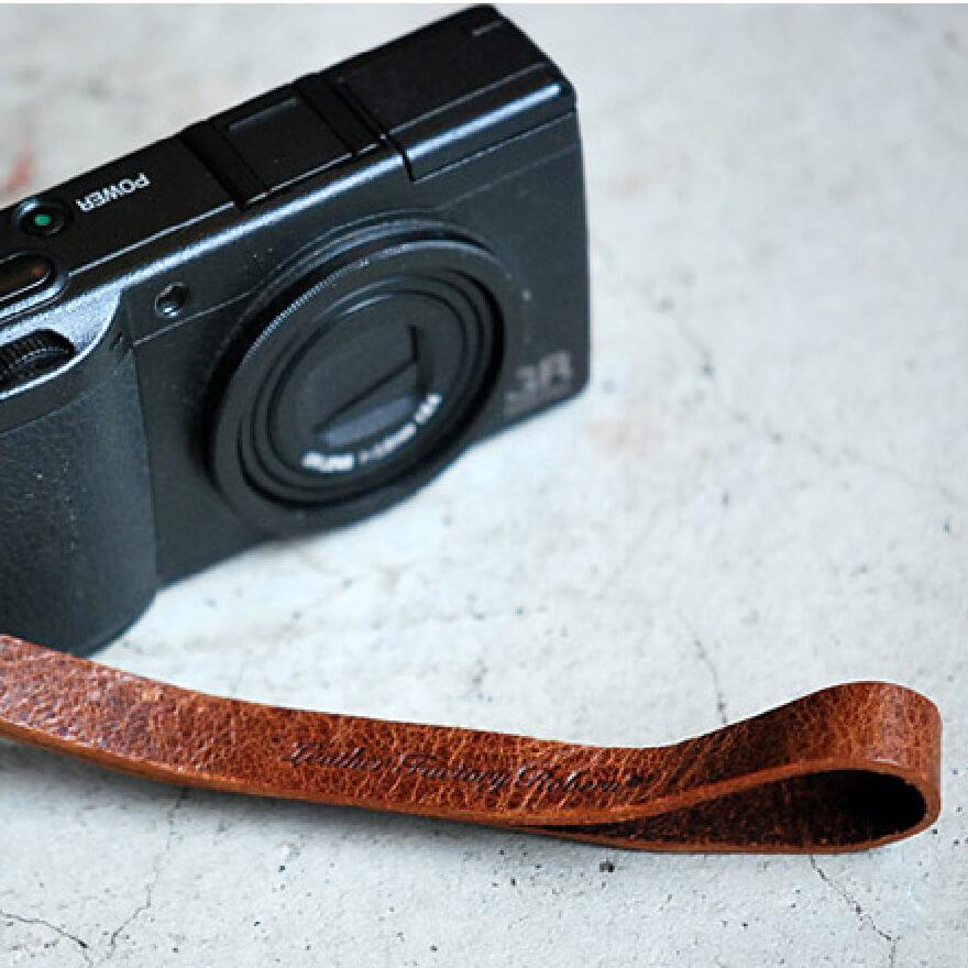2000円のカメラストラップ