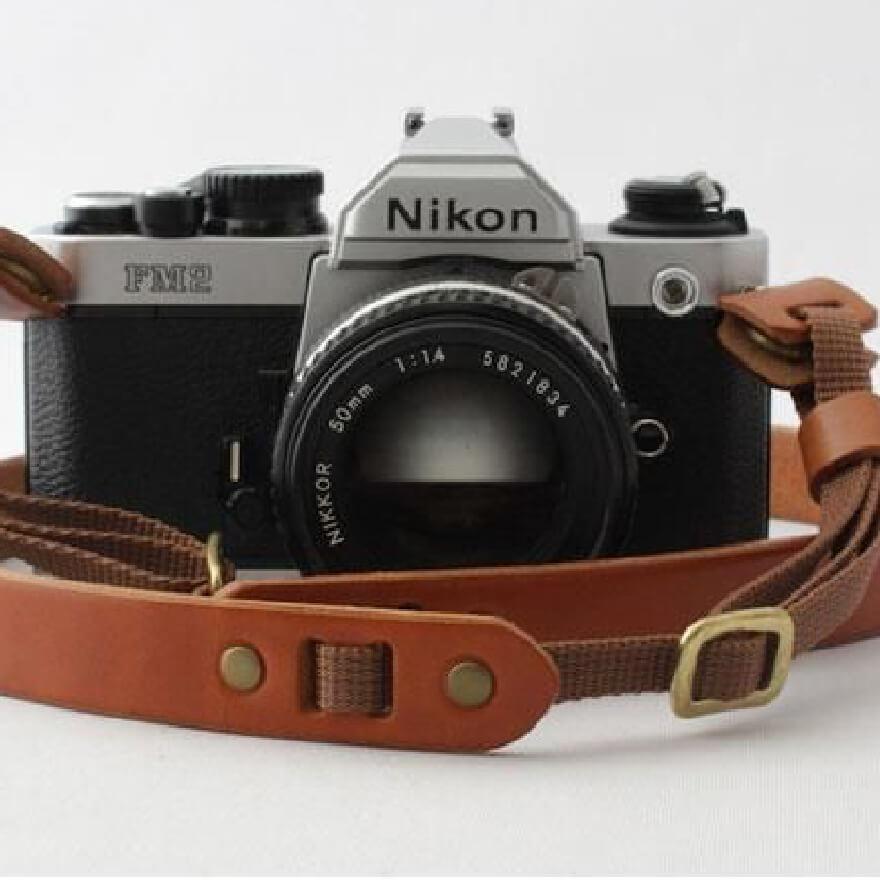 5000円のカメラストラップ