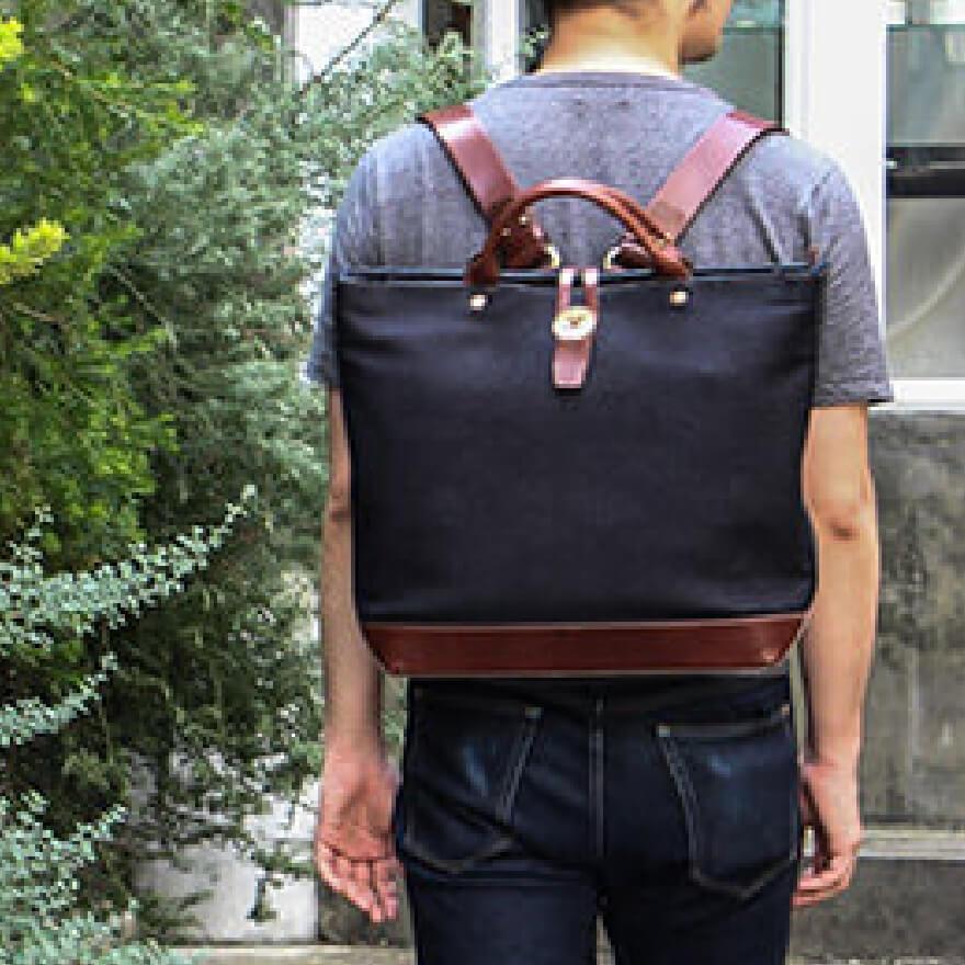 40000円のバッグパック