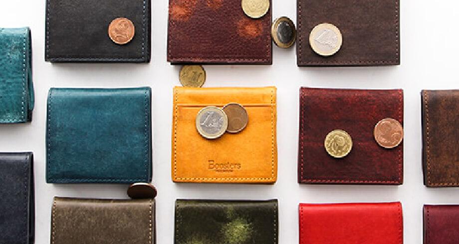 ブースターズプレミアムのコインケース