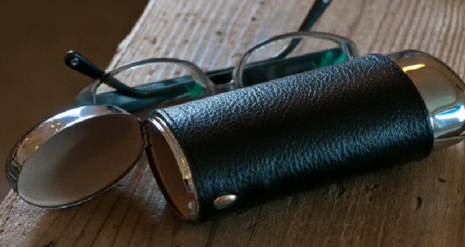 オロビアンコの眼鏡ケース
