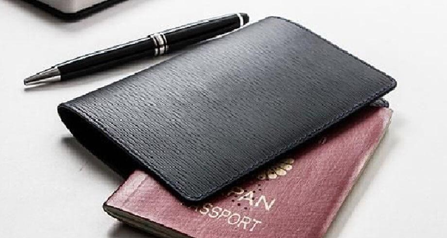 ジャン・ルソーのパスポートケース