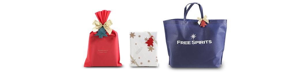 ルクアイーレ大阪 クリスマス ラッピング