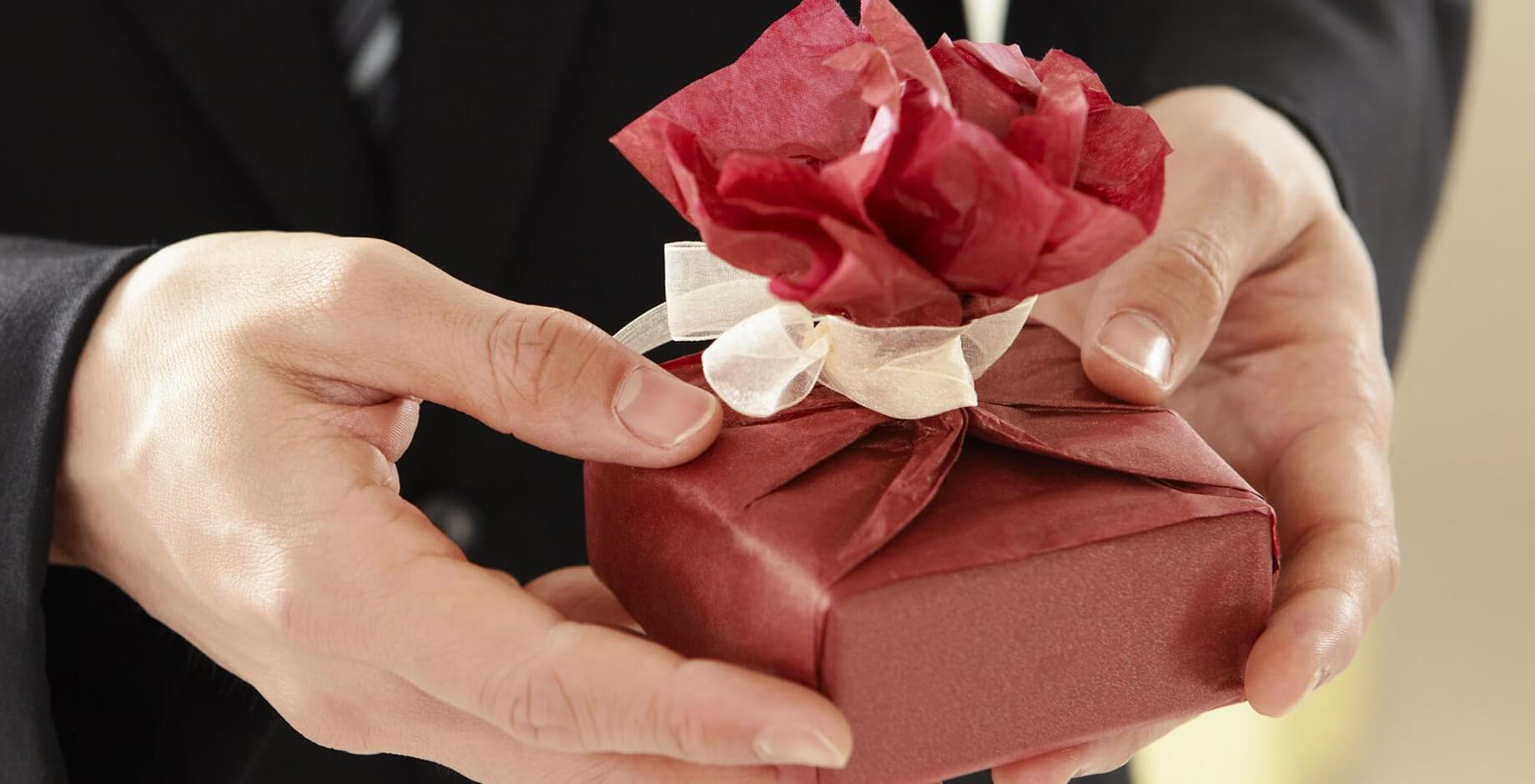 就職祝いのプレゼント