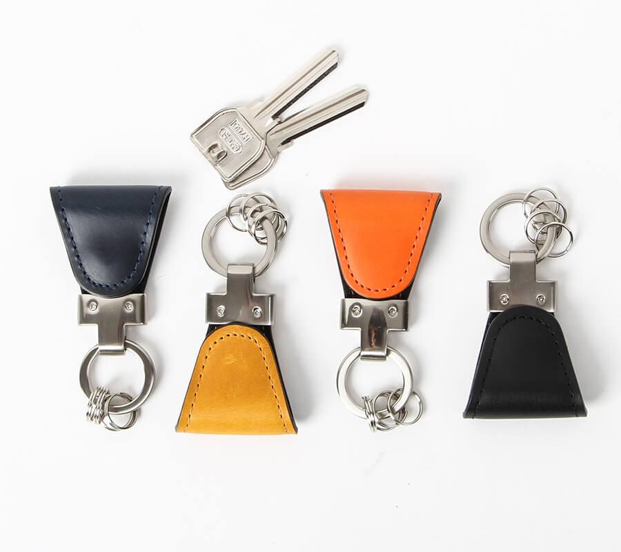 ヴィンテージの キーリング Key Clip