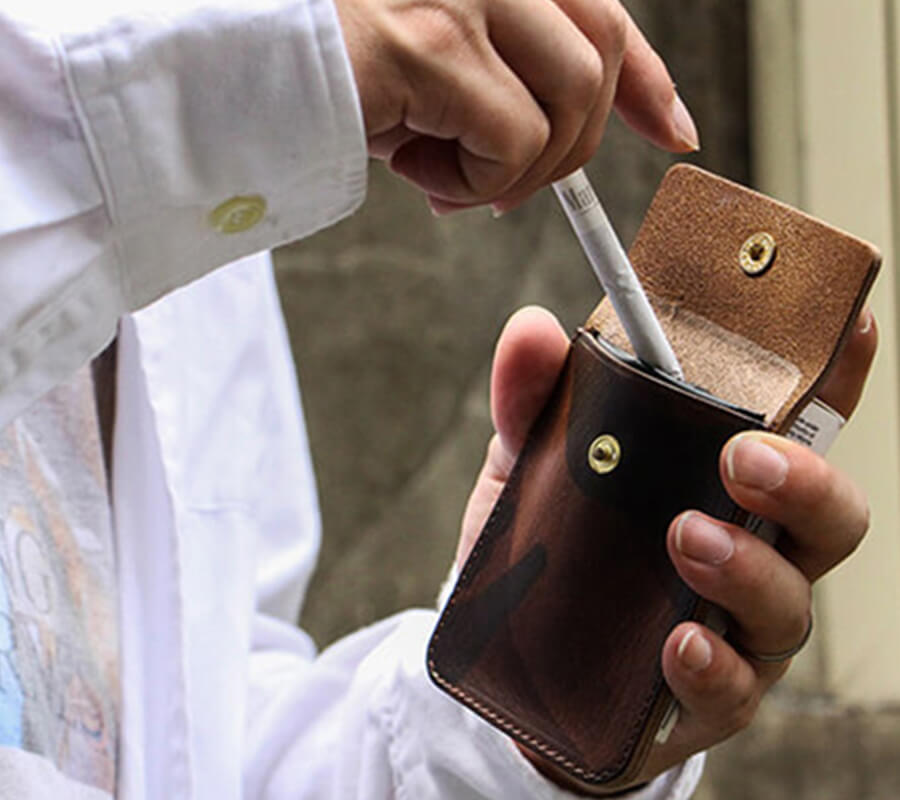 ビアベリー POCKET ASHTRAY 携帯灰皿