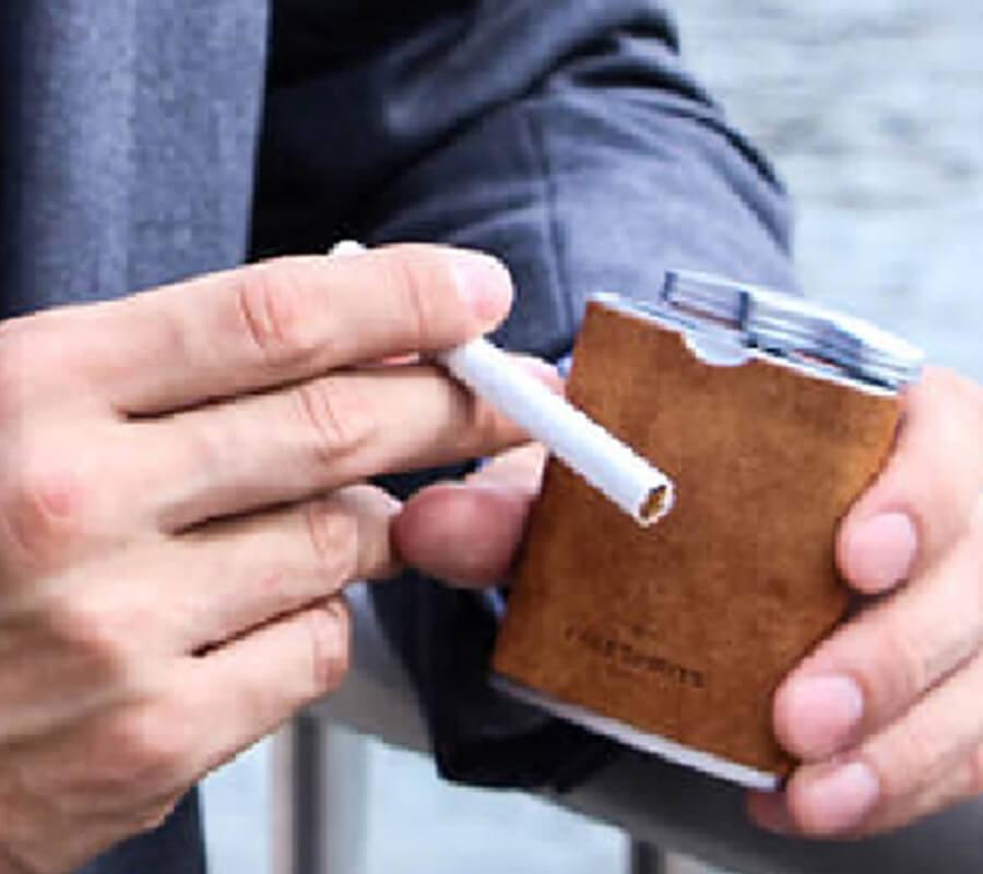 フリースピリッツ ハニカム携帯灰皿