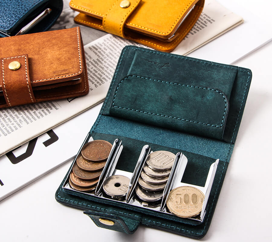 リティスタ Coin Wallet2 コインケース LITSTA