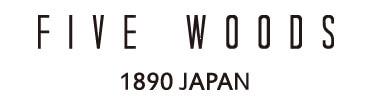 fivewoodsブランドロゴ