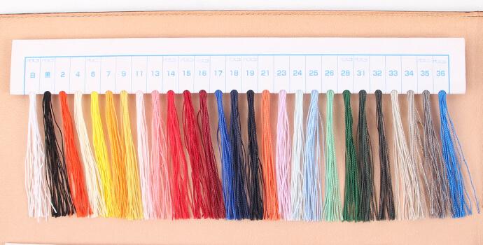 ファイブウッズ ワークショップ 縫い糸1