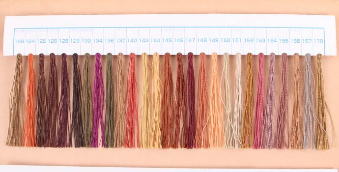 ファイブウッズ ワークショップ 縫い糸3